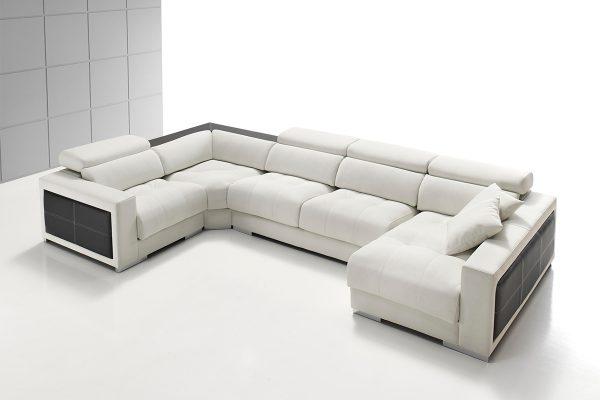 Sofá tapizado modelo AIDA
