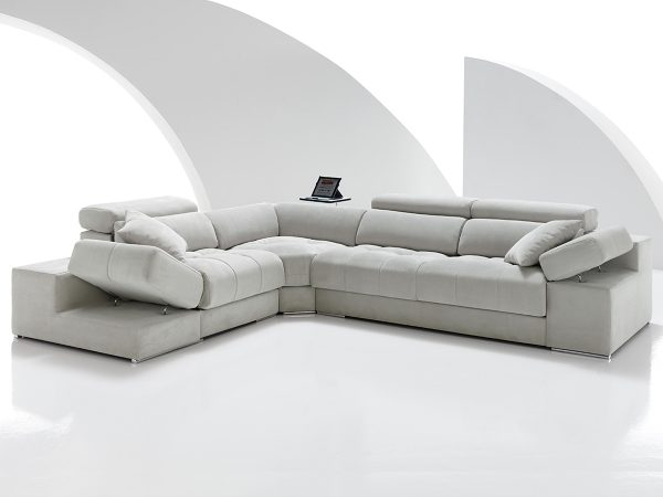 Sofá tapizado modelo NOA