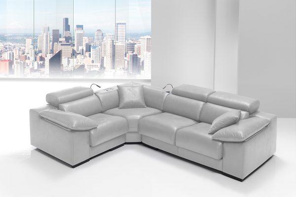 Sofá de diseño modelo NURIA