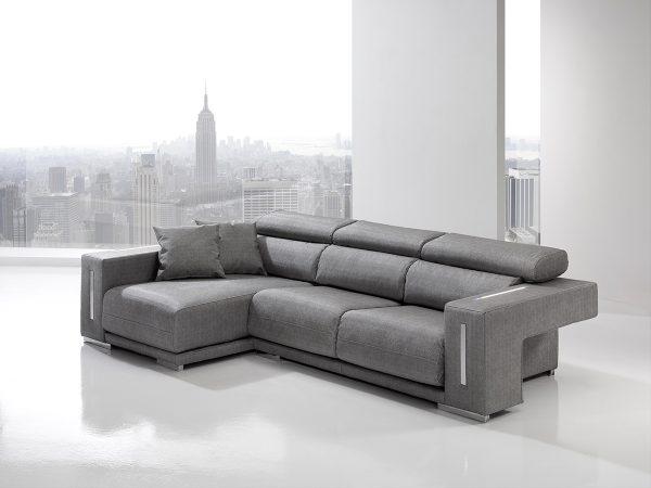 Sofá tapizado modelo SINGUER