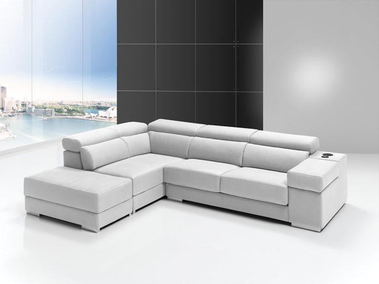 Sofá de diseño modelo TAURO