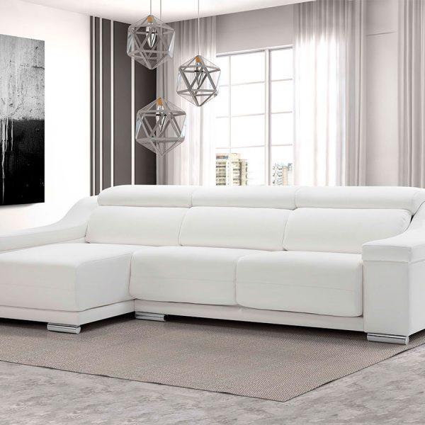 Sofá de calidad, modelo Micol