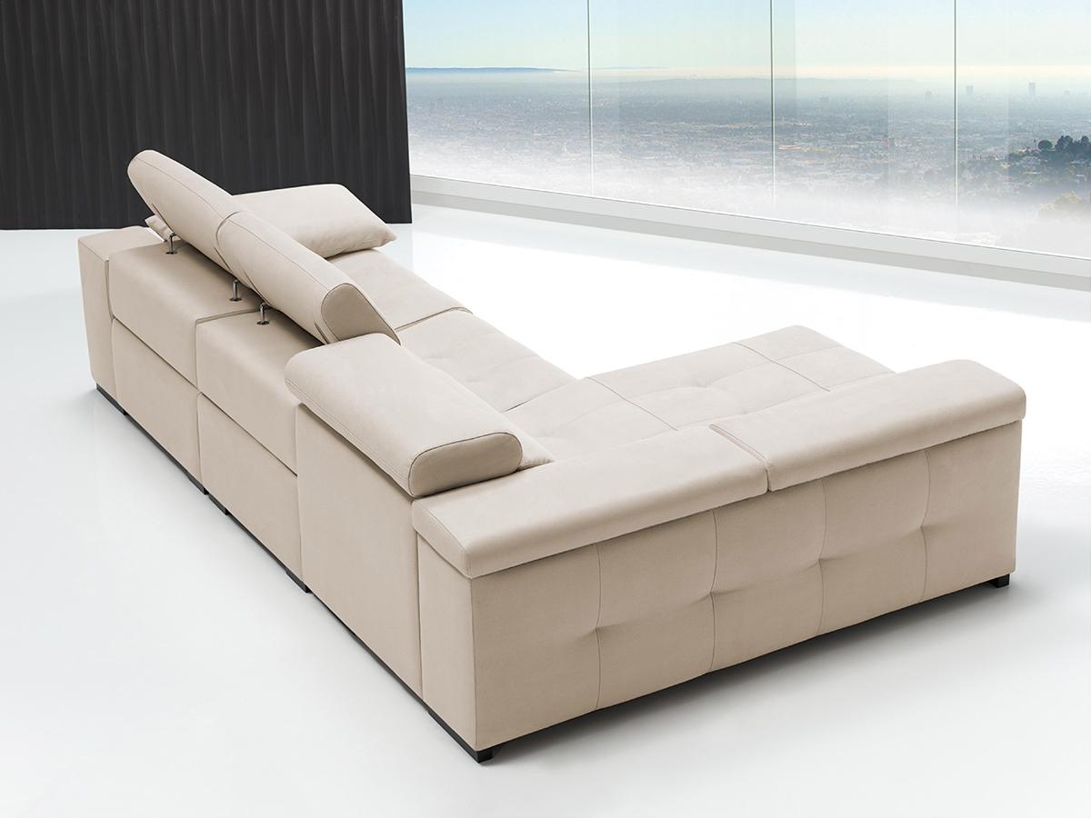Sofa tapizado modelo alba wiosofas 4 sofas de dise o - Tapizado de sofas ...