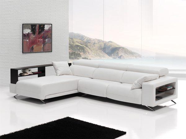 Sof s tapizados sof s de piel sof s de dise o sof s - Sofas modernos de piel ...