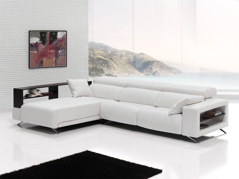 Sofá tapizado modelo DUCA-2