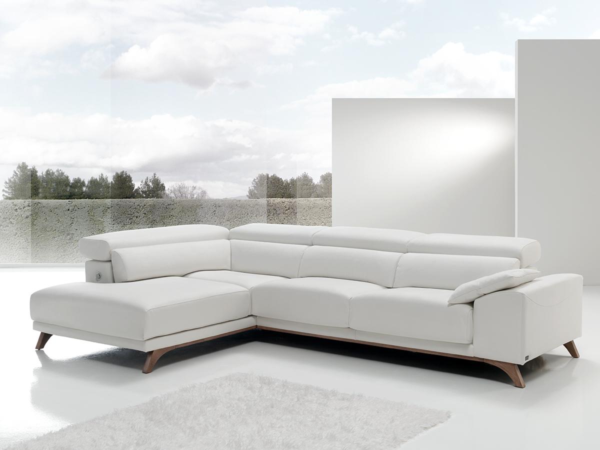 Sofa tapizado modelo bako wiosofas 3 sofas de dise o - Sofas italianos modernos ...