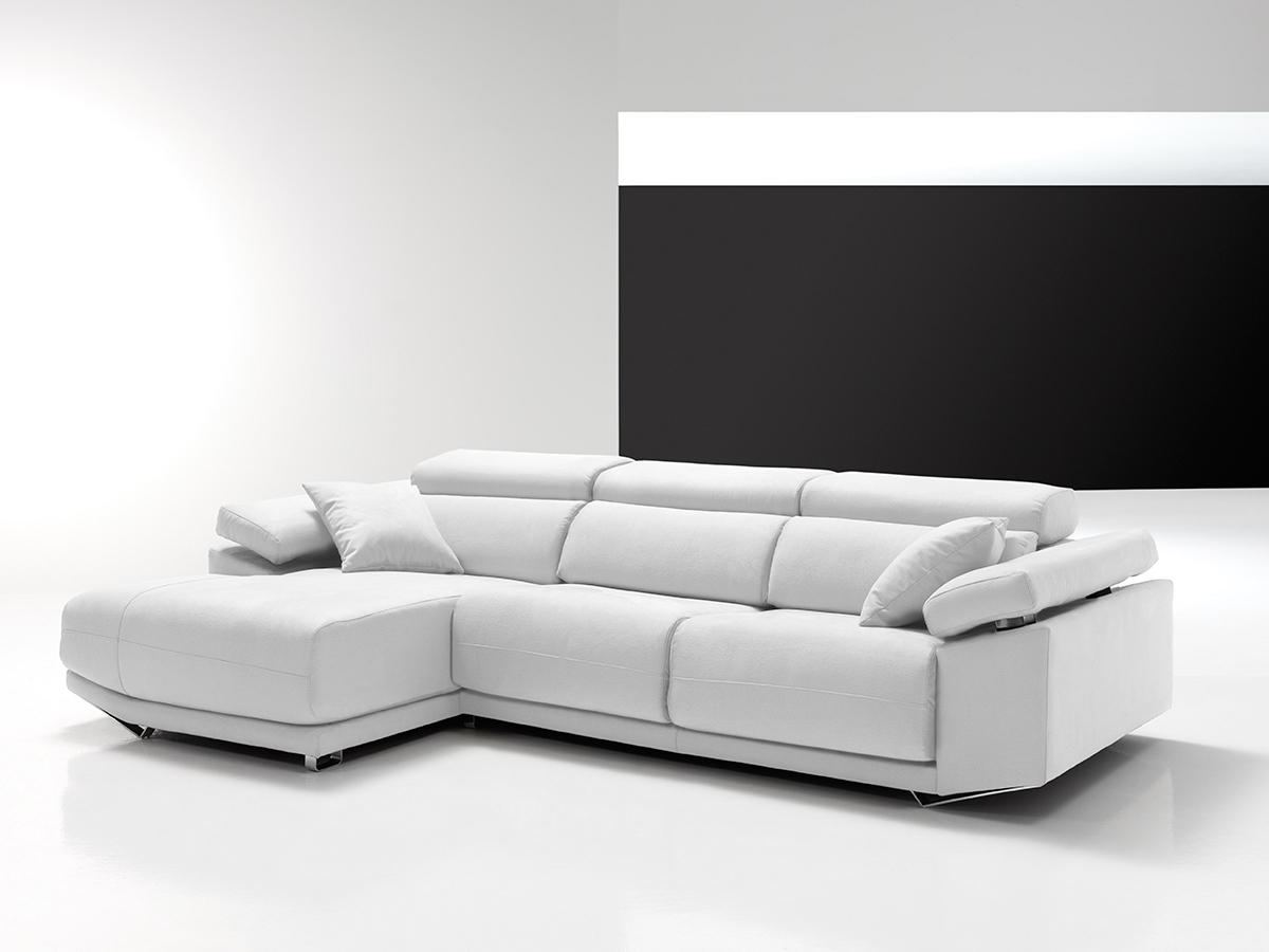 Sofas chaise longue modernos free sderhamn canap avec for Chaise longue sofa cama