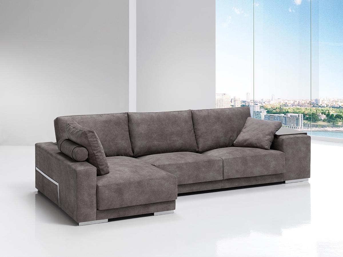 Sofa tapizado modelo mahon wiosofas 2 sofas de dise o - Sofas de diseno en piel ...