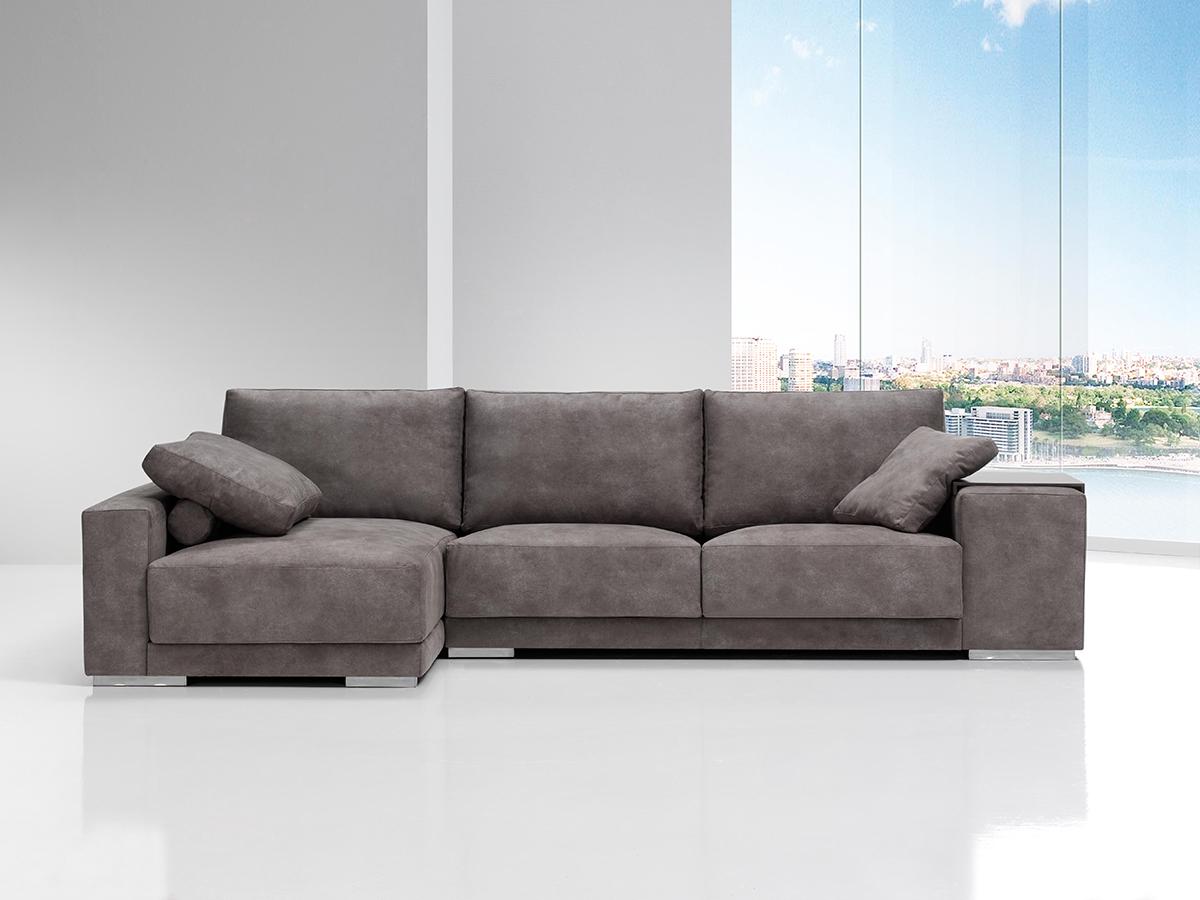 Sofa tapizado modelo mahon wiosofas 3 sofas de dise o - Sofas modernos de piel ...