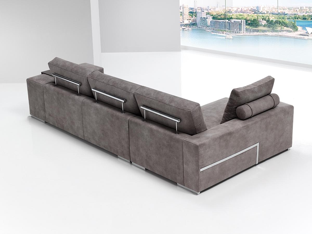 Sofa tapizado modelo mahon wiosofas 4 sofas de dise o - Disenos de sofas ...