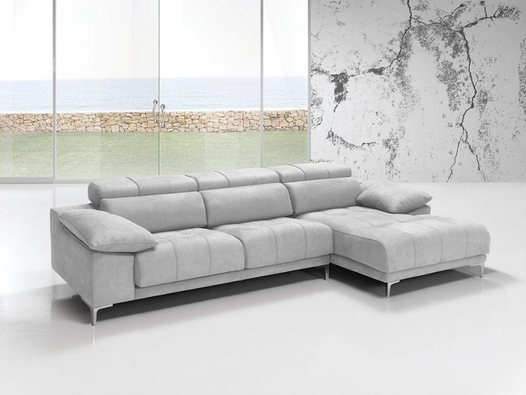 Sofá de diseño modelo NASTI