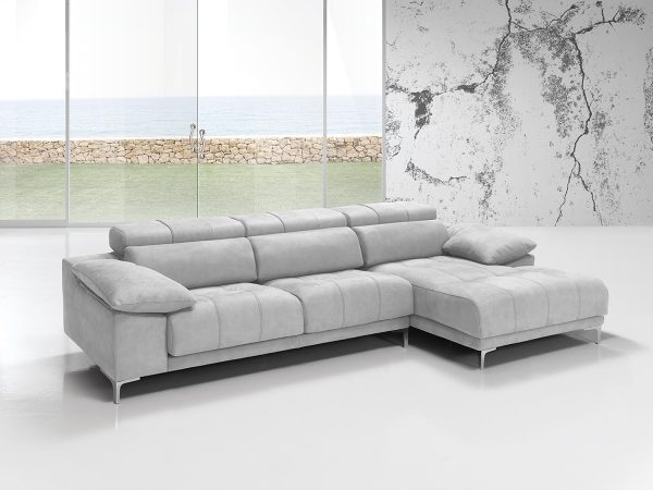 Sofá tapizado modelo NASTI
