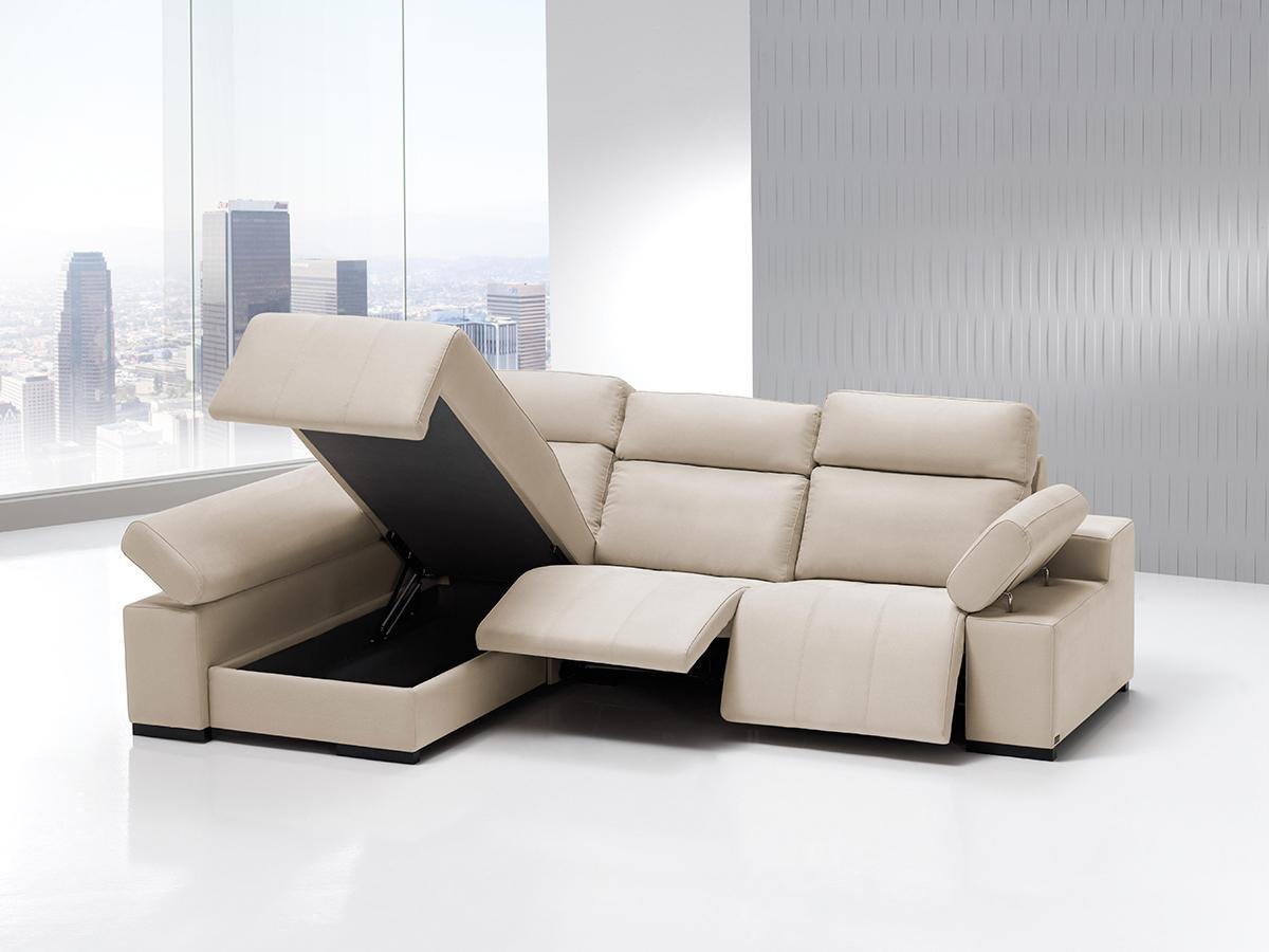 Sofa tapizado modelo piscis wiosofas 2 sofas de dise o - Sofas modernos de piel ...