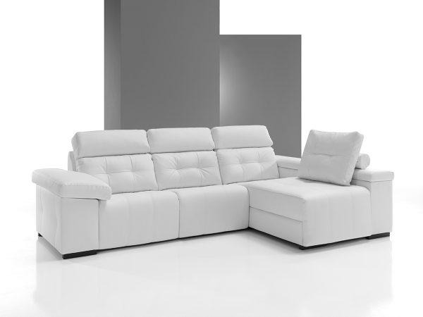 Sofá tapizado piel modelo ROLEX