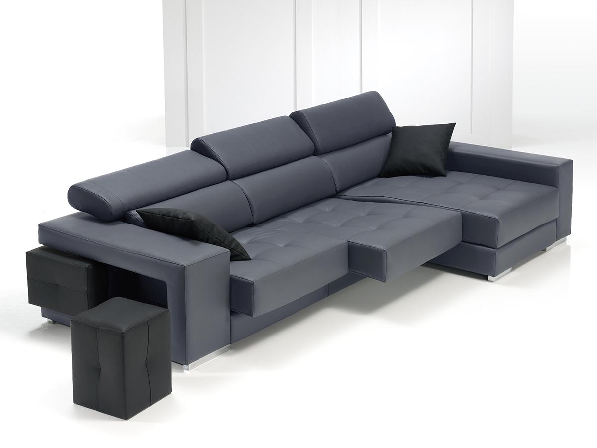 Sofa tapizado modelo saki wiosofas 2 sofas de dise o - Sofas de diseno en piel ...