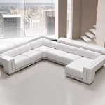 Sofá tapizado piel modelo RINCONERA-2