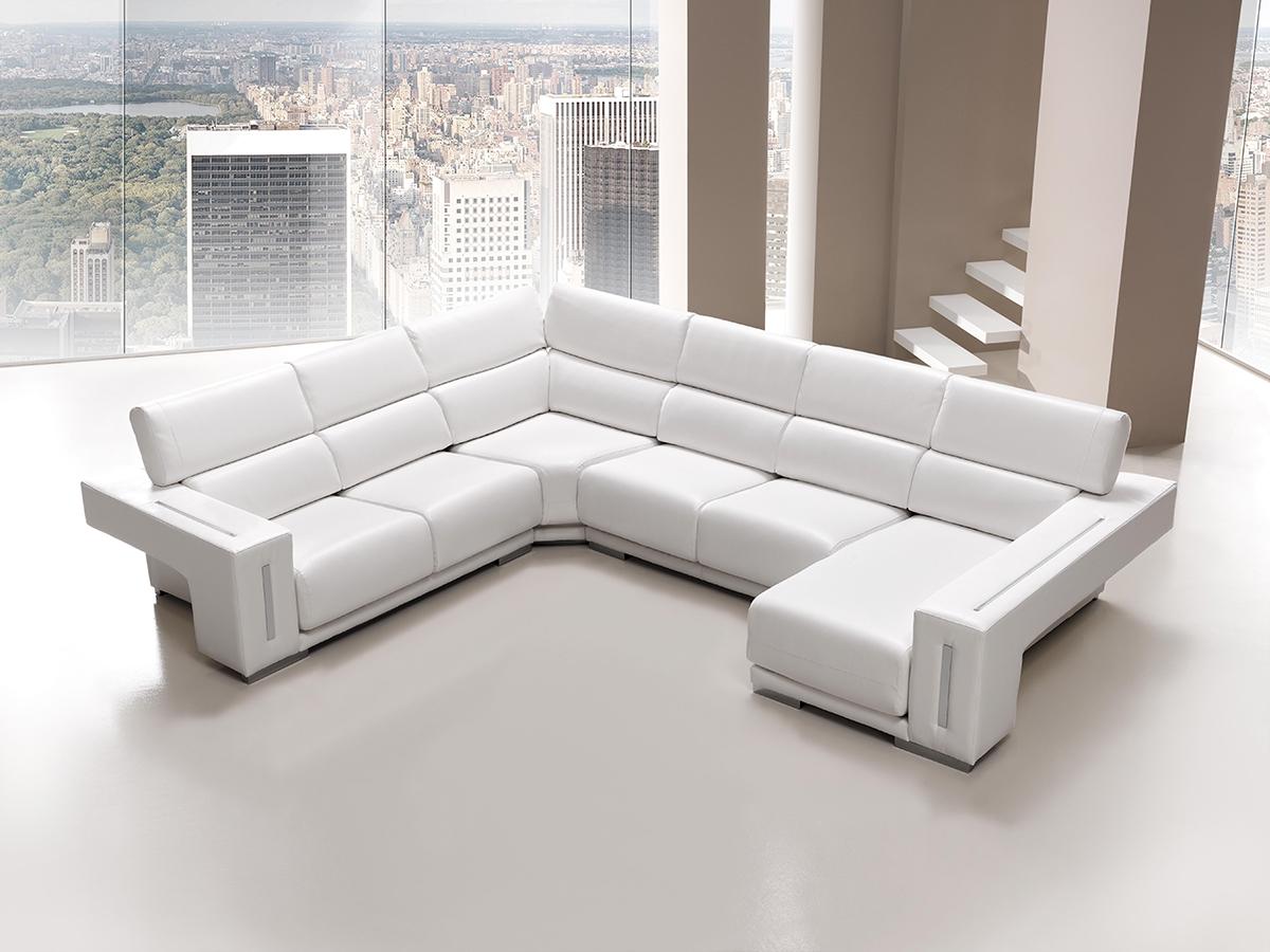 Sof modelo rinconera - Sofa rinconera moderno ...
