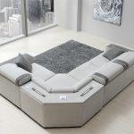 Sofá tapizado modelo SOMBRAS-3