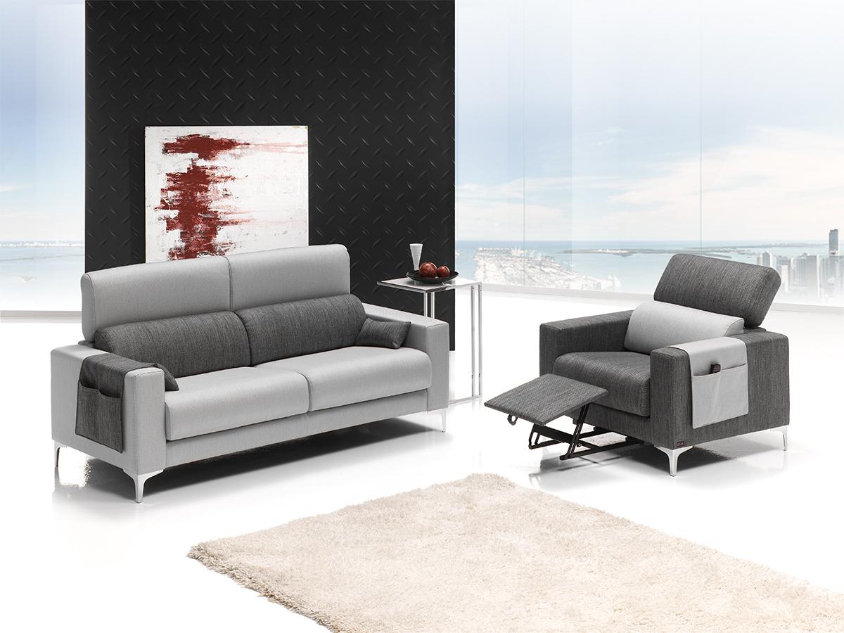 Sofa tapizado modelo urban wiosofas 2 sofas de dise o sofas modernos sof s tapizados sofas - Tapizado de sofas ...