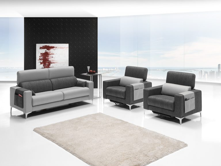 Sofá de diseño modelo URBAN