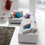 Sofá tapizado modelo ZAYRA-4