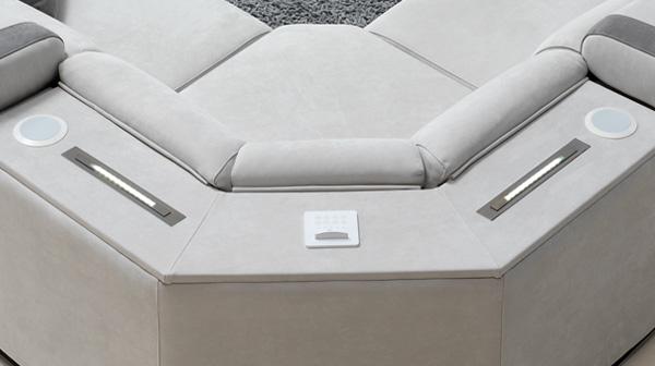 Equipo de música ipone; Accesorios para sofás