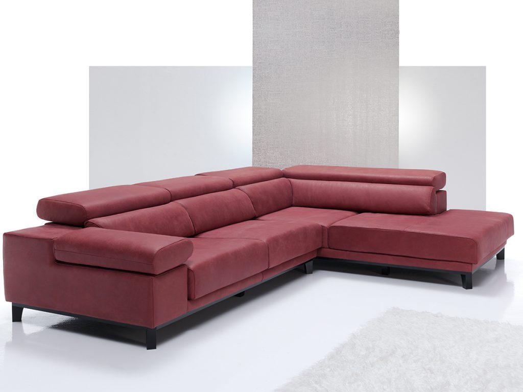 Sof modelo iris de gran calidad sof de dise o moderno - Tapizados para sofas ...