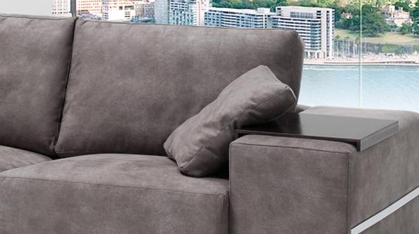 Bandeja brazo sofá Mahon; Accesorios sofás