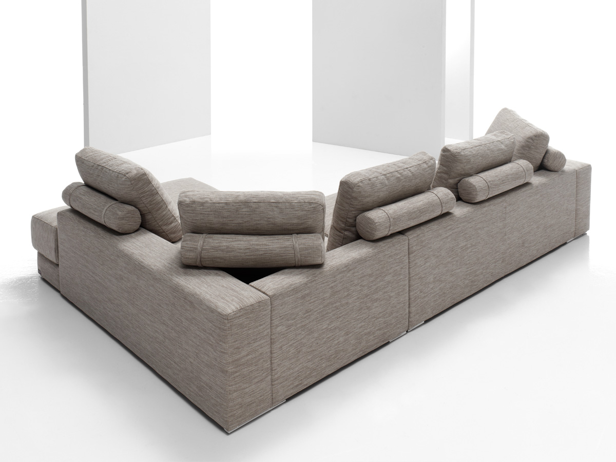 Sofa tapizado modelo vip wiosofas 4 sofas de dise o - Sofas de diseno en piel ...