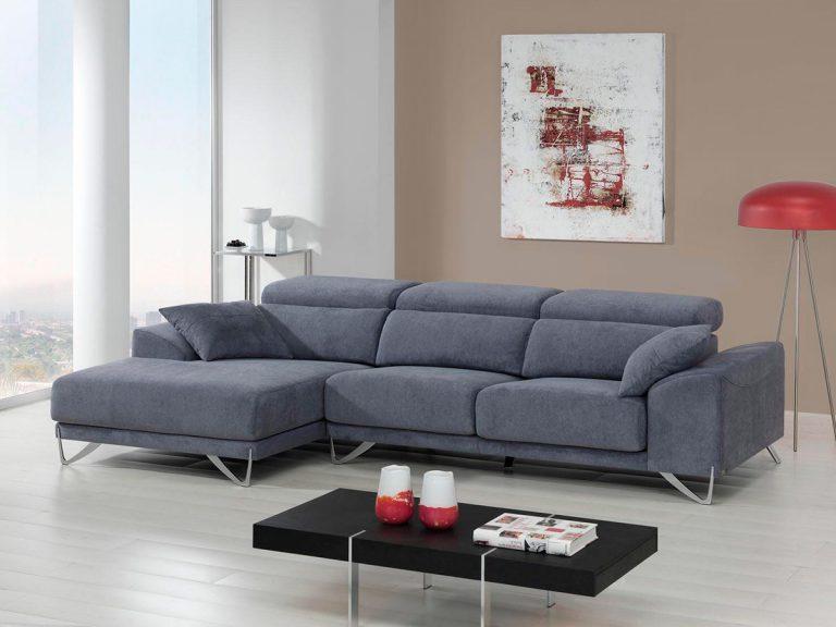 Sofá de diseño modelo Luna