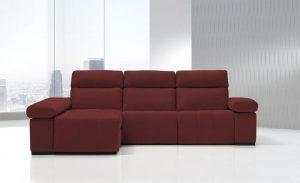 Sofás modernos, simulación tapicería, 4