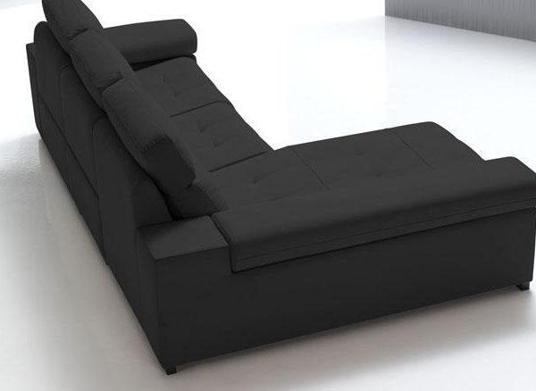 Sofás modernos, simulación tapicería, 2
