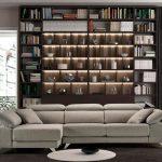Sofá de diseño modelo Line, sofá moderno